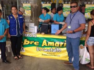 Informan a la población sobre el peligro de contraer fiebre amarilla en Ucayali