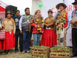 Lanzan proyecto Haku Wiñay en Moquegua