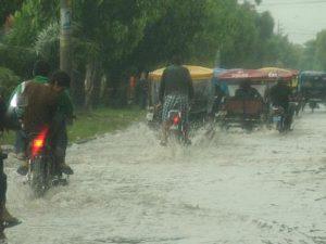 Se espera incremento de lluvias en la selva