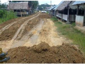 Loreto: Refuerzan defensa ribereña y trabajos de prevención en Maynas