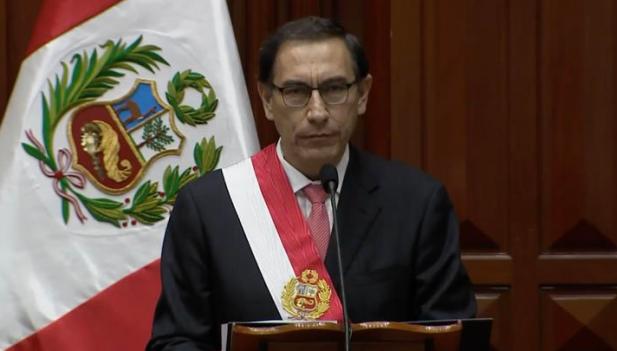 Dan por concluida sus funciones como embajador — Martín Vizcarra