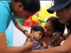 Minsa distribuye más de 60 mil dosis de vacuna contra la varicela en 11 regiones