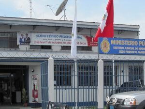Puerto Maldonado: Logran condena para sujeto por violencia familiar
