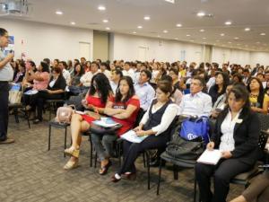 Realizan taller para prevenir consumo de drogas en colegios