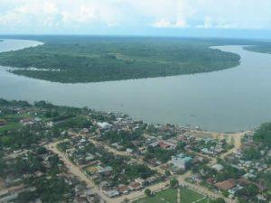Principales ríos amazónicos con nivel oscilante