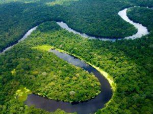 Lluvias elevan nivel de ríos amazónicos
