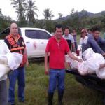 San Martín: Culmina entrega de ayuda humanitaria a damnificados por inundación