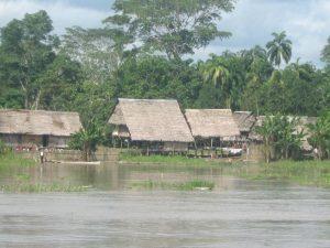 Se prevén lluvias de moderada intensidad en Loreto