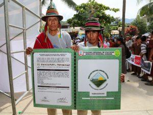 Capacitan a gobiernos regionales en titulación de tierras