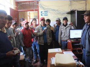 Ayacucho: Entregan primeras licencias de conducir en Vilcas Huamán