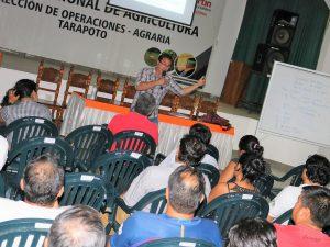 Especialista cubano impartió taller de agricultura biodinámica
