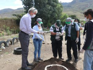 Huánuco y Leoncio Prado intercambian experiencias en protección medioambiental