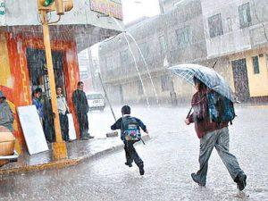 Huancavelica: Declaran en emergencia algunos distritos por fuertes lluvias