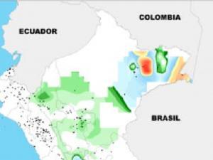 Loreto: Distrito Las Amazonas acumuló 100 milímetros de agua
