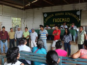 Madre de Dios: Agricultores organizan próximo paro regional