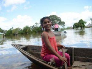 Niñez amazónica: Remando hacia la igualdad