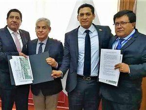 Premier César Villanueva aseguró S/ 214 millones para San Martín