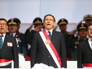 Presidente Vizcarra aseguró que su gestión unirá al país