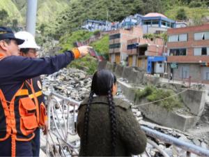 Puno: Inspeccionan localidades en estado de emergencia por lluvias intensas