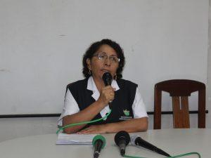 Renuncia directora regional de Salud de Madre de Dios