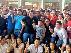 San Martín: Promueven emprendimientos juveniles en materia de gestión