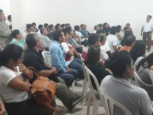 Tocache: Candidatos ediles comienzan a exponer propuestas
