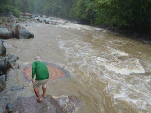 Vraem: Advierten pesca indiscriminada en Pichari