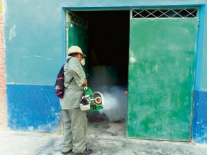 Amazonas: Hay 108 bagüinos infectados con el zika