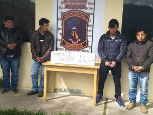 Decomisan 35 kilos de cocaína en vía Andahuaylas – Abancay