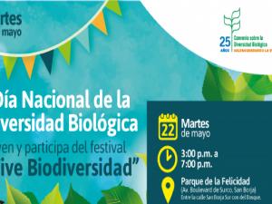 Este martes 22 se celebra el Día Nacional de la Diversidad Biológica