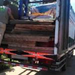 Huánuco: Incautan mil pies tablares de madera tornillo