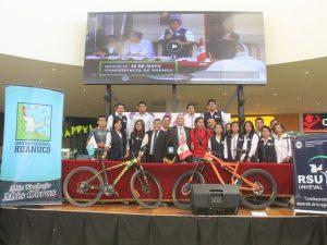 Huánuco presentó actividades por el Día Mundial del Medio Ambiente