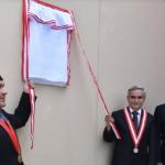 Inauguran nuevo centro judicial en Tingo María