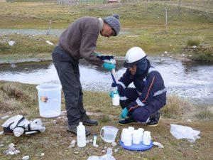 Junín: Supervisan impacto ambiental de actividad minera en Carhuamayo