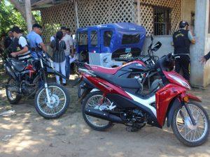 Madre de Dios: Policía allana casa donde se almacenaban motos robadas