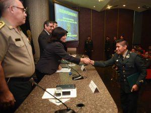 Medio centenar de policías se especializaron en investigación de trata de personas y protección de víctimas