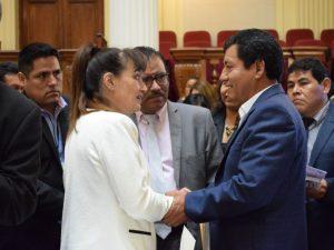 Minsa y Parlamento coordinan acciones en el Vraem