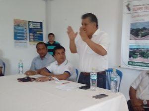 San Martín: Congresista Trujillo expresó respaldo para mejorar sector educativo regional