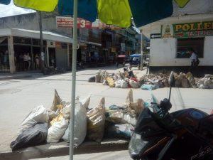 San Martín: Tocache no cuenta con servicio de agua ni de limpieza pública