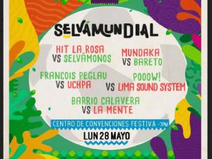 Selvámonos anuncia el 'Selvamundial', el primer mundial de fulbito entre bandas musicales