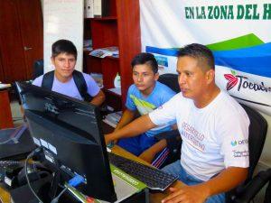 Tocache: 41 jóvenes inscritos en sistema de becas para educación superior