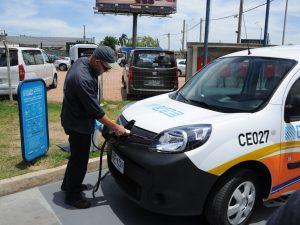 Uruguay tiene la primera ruta eléctrica de América Latina