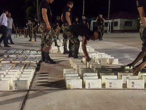 Vraem: Decomisan más de 360 kilos de clorhidrato de cocaína