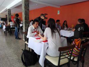 Vraem: Productores de cacao participaron en rueda de negocios internacional