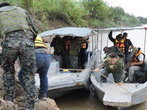Combaten tala ilegal en la Reserva Comunal El Sira