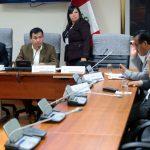 Comisión Vraem citará a Ministro del Interior