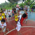 Cusco: Niños de siete comunidades nativas de Megantoni participaron en clínica deportiva