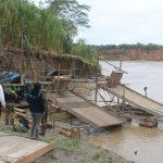 Destruyen equipos de minería ilegal en Madre de Dios