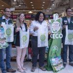 Entregan bolsas biodegradables y compostables para eliminar uso de plásticos