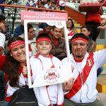 Federación Peruana de Fútbol y Unicef presentan campaña: Únete a la barrera contra la violencia